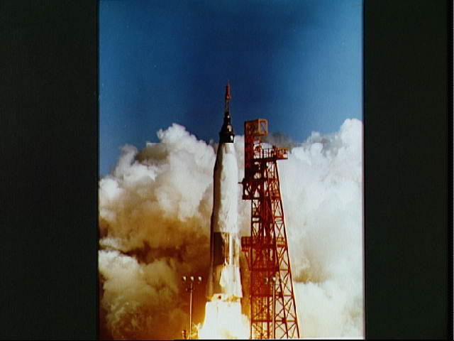 Project Mercury - A Chronology. Part 3 (A)