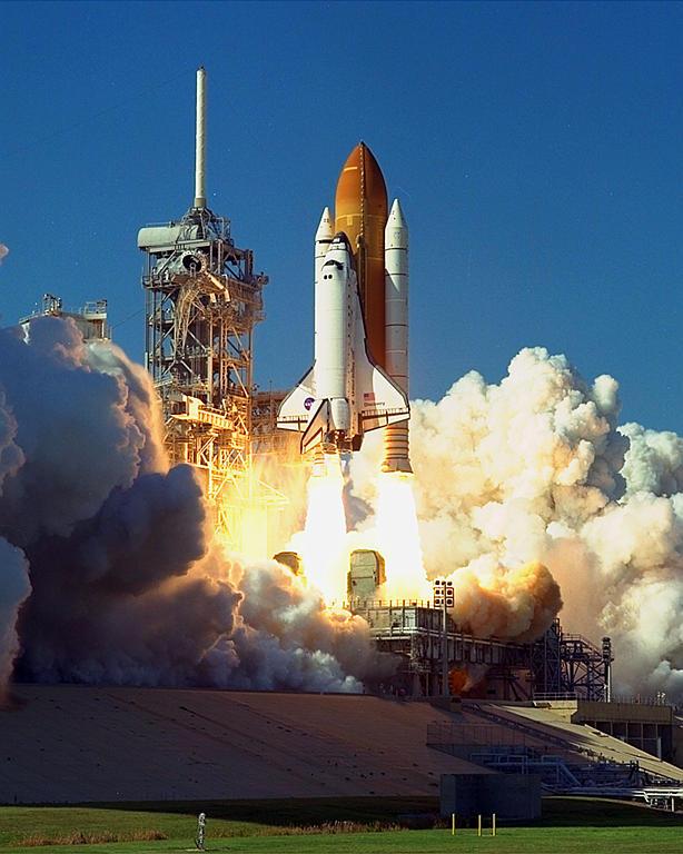 space shuttle john glenn - photo #7